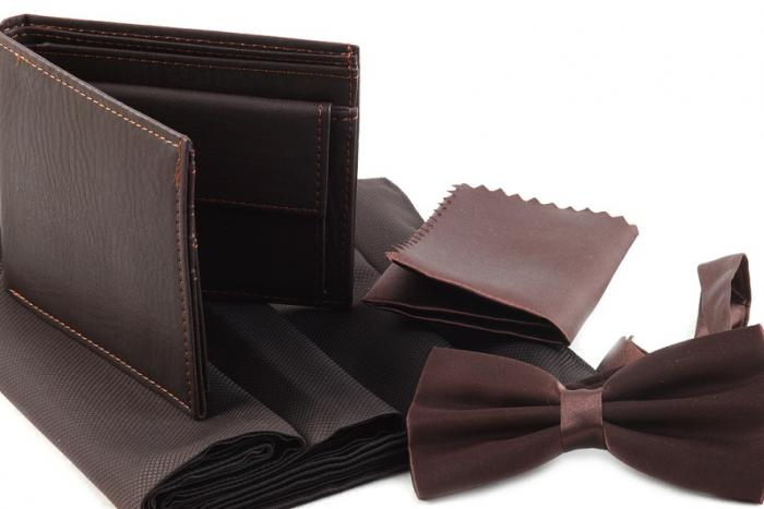 Cadou Brown Accessories For Man 3