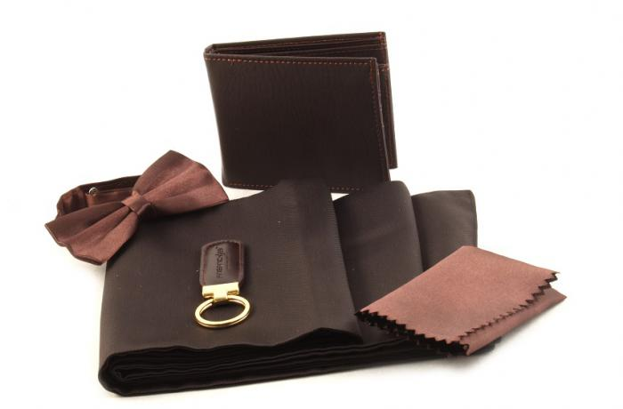 Cadou Brown Accessories For Man 2