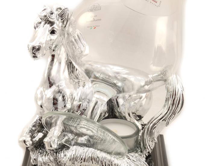 Încălzitor Cognac Silver Horse by Chinelli-big