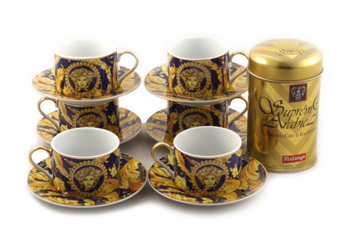 Gold Medusa & Gold Supreme D'Arabica 2