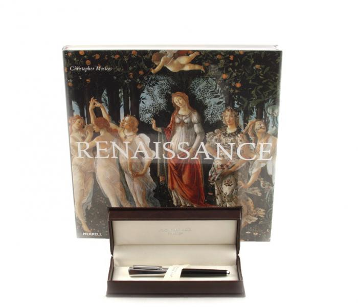 Cadou Renaissance & Jos Von Arx Pen-big