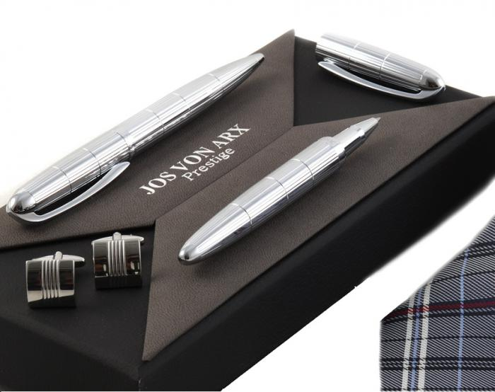 Silver Gentleman Accessories Jos Von Arx-big