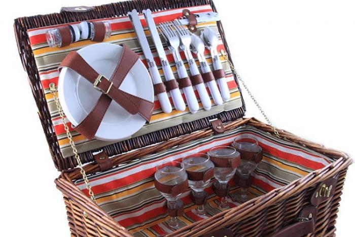 Cos picnic pentru 4 persoane Fagaras-big