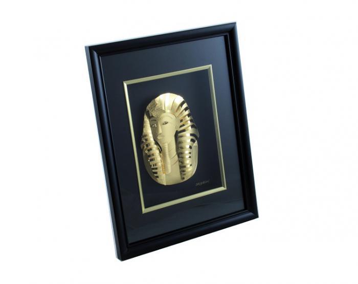 Tablou Gold Tutankhamon 24k-big