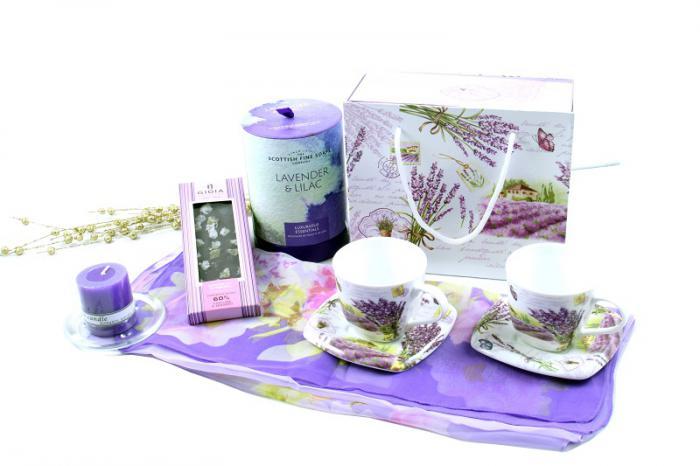 Cadou Lavender & Lilac 0