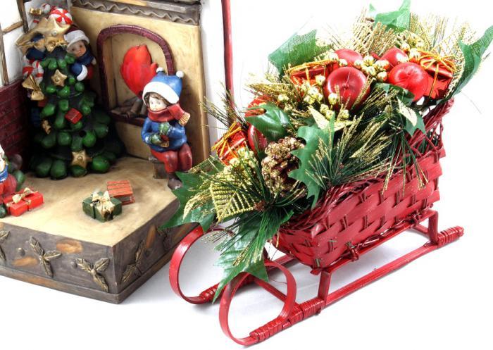 Decoraţiune Red for Christmas-big