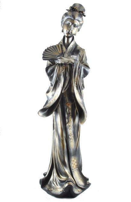 Statuetă Gheişă 75 cm 2