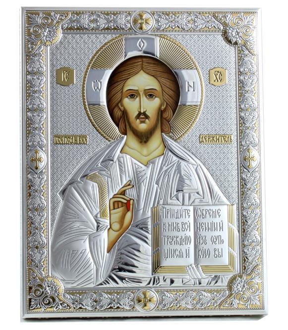 Icoana Iisus Hristos Valenti - Made in Italy 1
