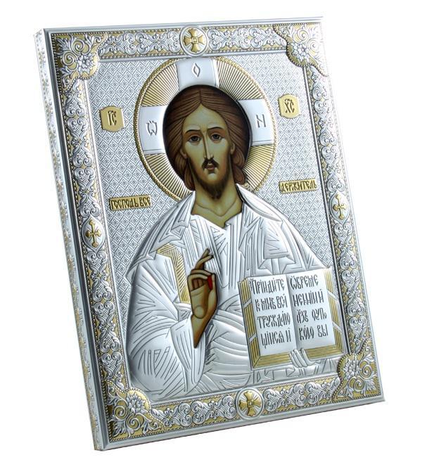 Icoana Iisus Hristos Valenti - Made in Italy 4
