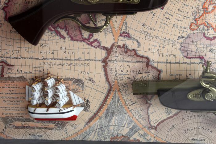 Tablou Guns & Boats 2