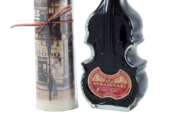 Schiţă Micul Paris pe Hârtie Manuală & Stradivari Nectar 1