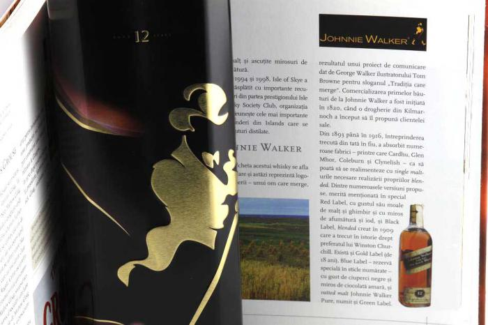Whisky Black Label şi Enciclopedia Whisky Ghid Complet 1