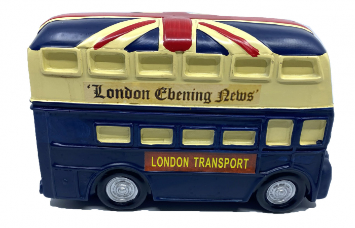 Pusculita London Bus [0]
