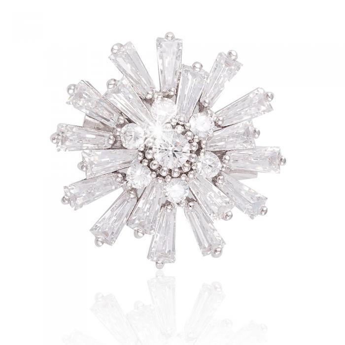Brosa Borealy Ice Crystal Flower 0