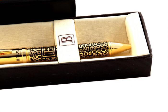 Butoni Gold Yacht & Balmain-big