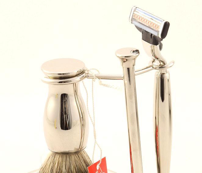 Luxury Shaving Set by Erbe Solingen - Made in Germany 5