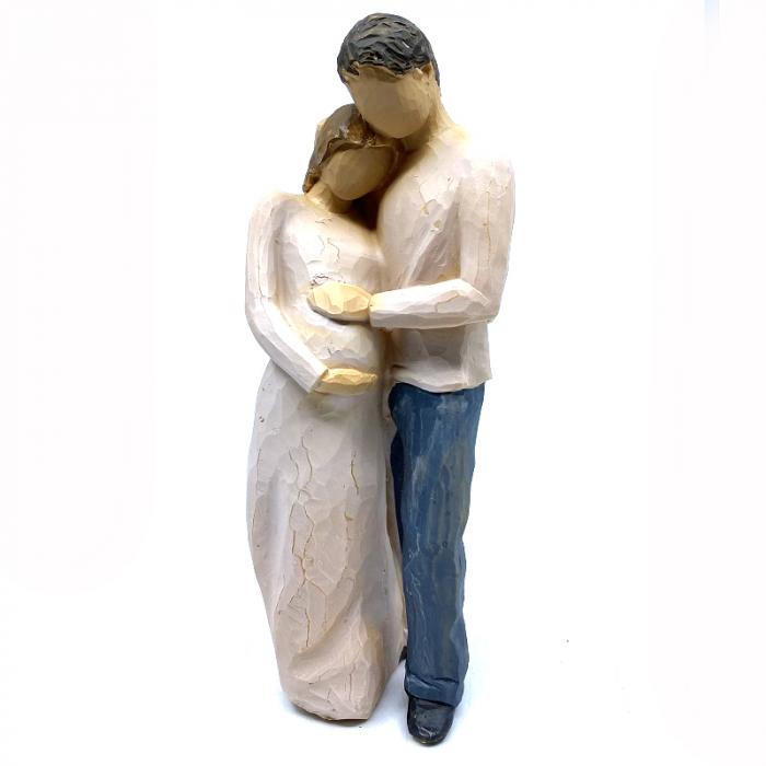 Statueta Cuplu In love Pregnancy [0]