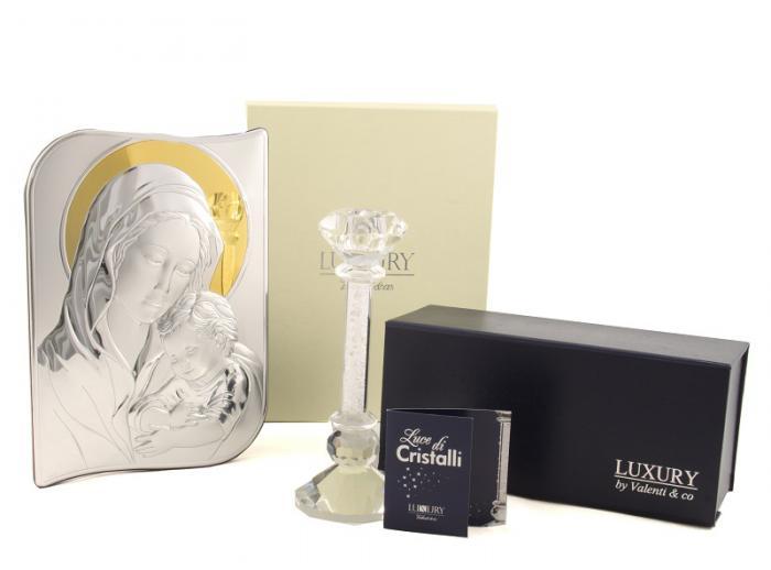 Cadou Pray din Aur & Argint by Valenti - Made in Italy [0]