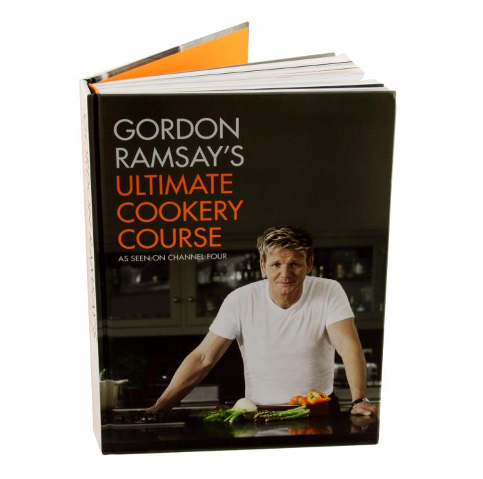 Gordon Ramsay's Ultimate Cookery & Five Olive Oil Luxury-big