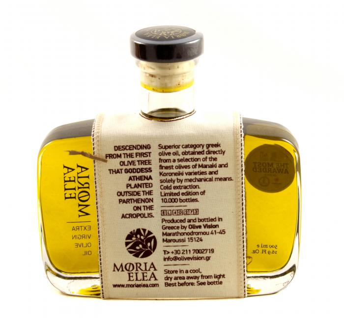 Ulei de măsline DELUXE Moria Elea 1