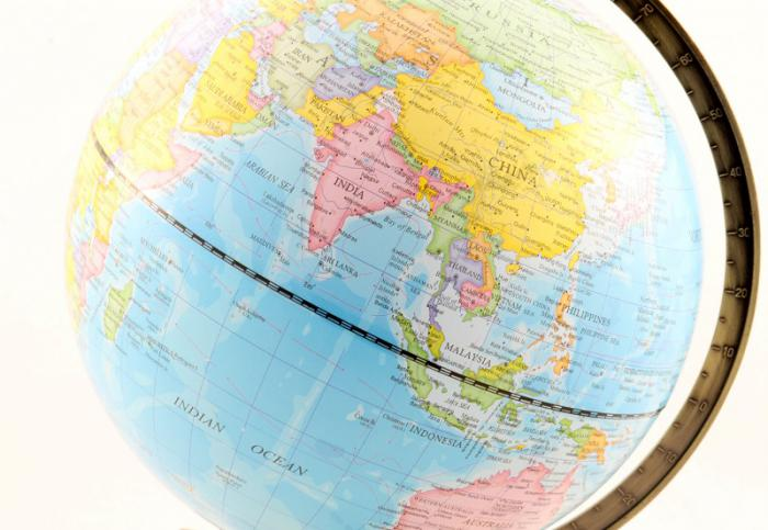 Celestial Globe 2