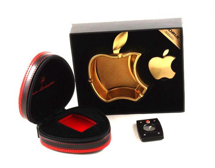 Cadou Apple & Lamborghini 4