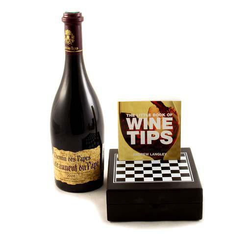 Passion for Wine & Chess 0