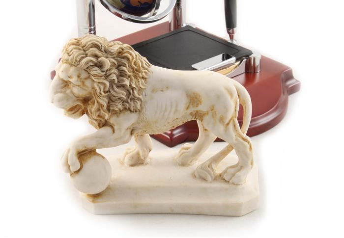 Cadou Corporate Lion-big