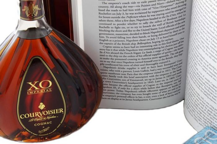 The Seductive Saga of Cognac Courvoisier XO Imperial 3