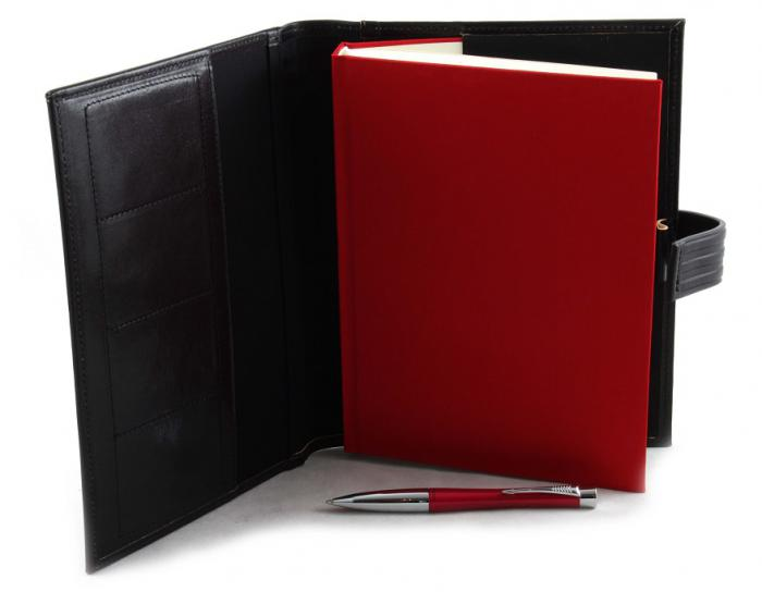Red & Black Business Parker 3
