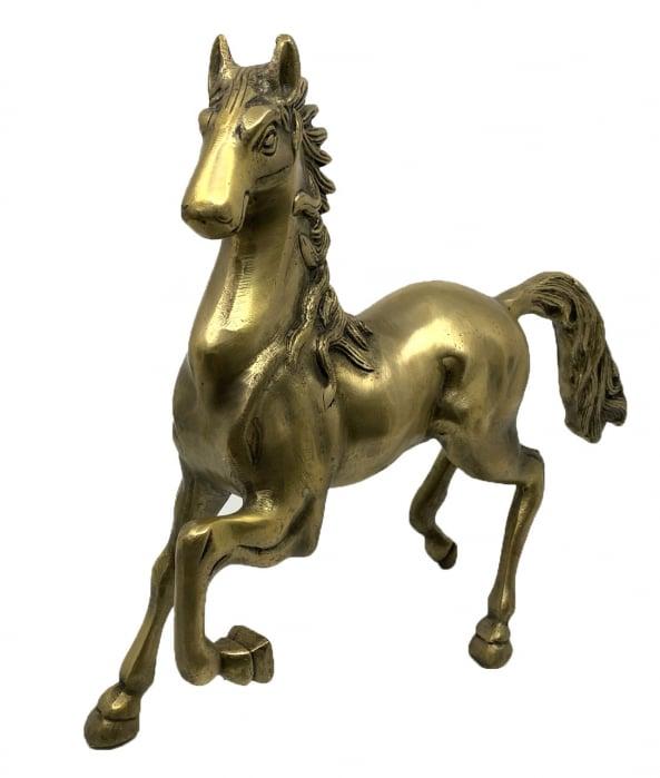 Victorious Horse - Statueta Cal din Bronz, 32 x 26 cm 1