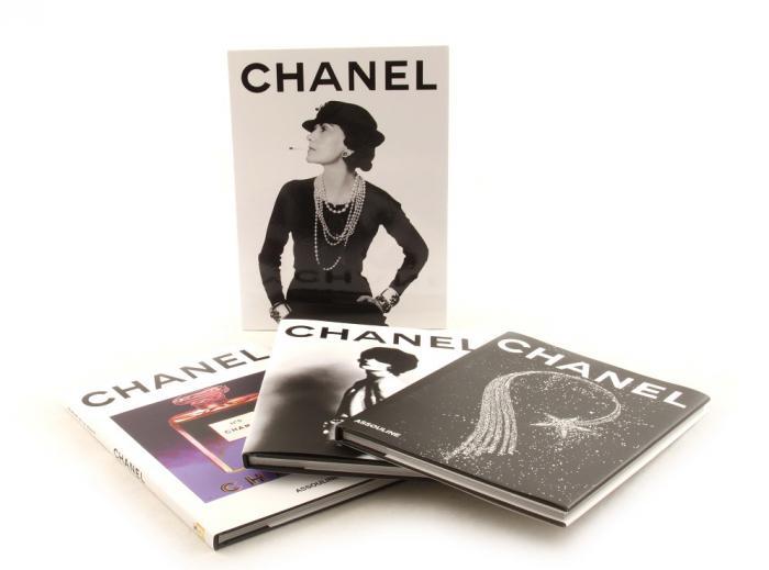 Chanel Mémoire - 3 Luxury Book Slipcase-big