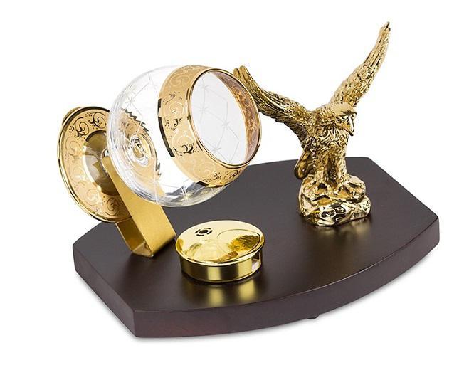 THE KING EAGLE by Credan Încălzitor de Cognac - Made in Spain 0