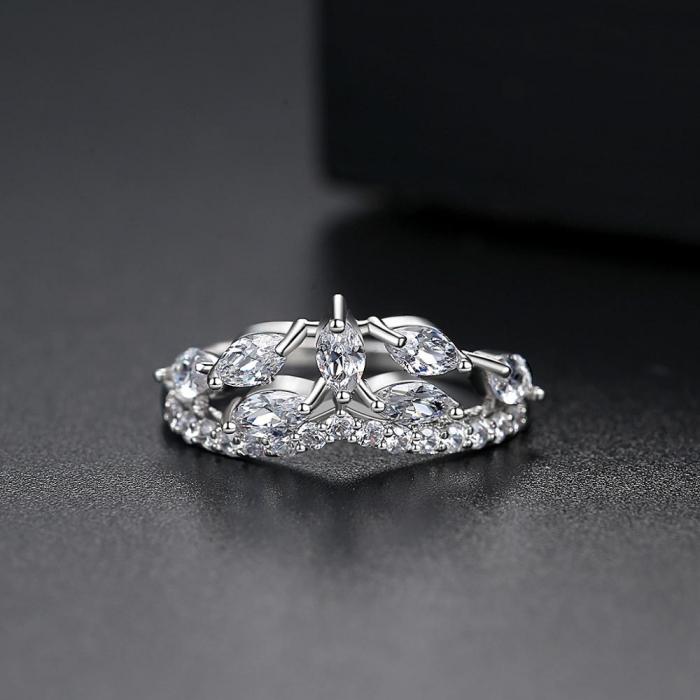 Inel Princess Royal Crown Marimea 6-big