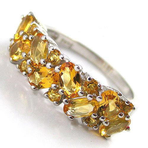 Inel Forever Citrine-big