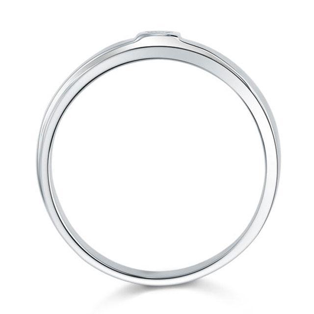 Inel Borealy Argint 925 Doble Heart Marimea 6 2