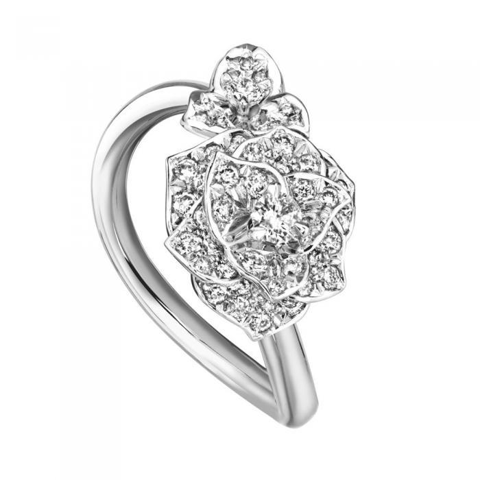 Inel Borealy Argint 925 Luxury En Rose 0
