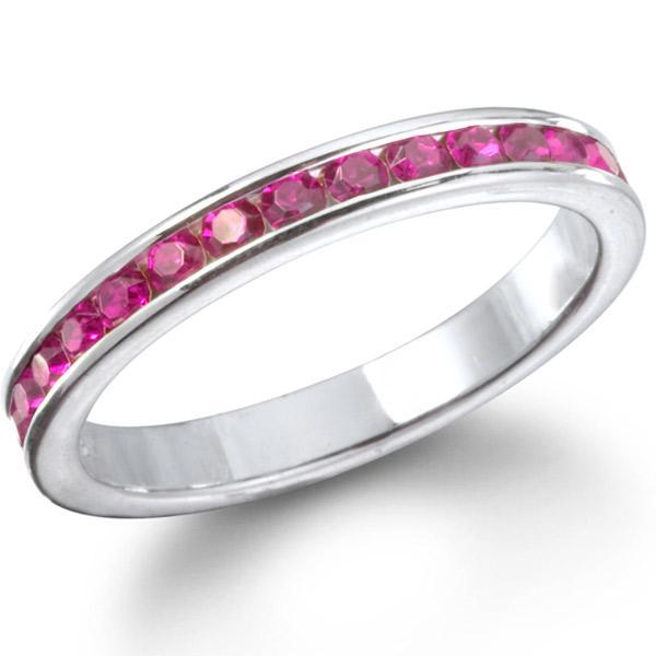 Inel Pink Eternity 3