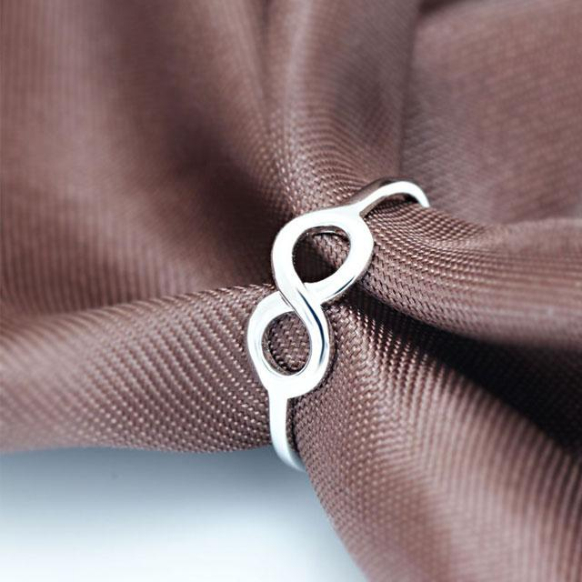 Inel Infinity Argint 925 Borealy Marimea 5,5-big