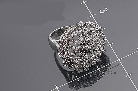 Inel Borealy Simulated Diamonds Paris Lights Marimea 6 1