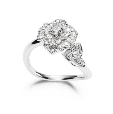 Inel Borealy Argint 925 Luxury En Rose 4