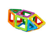 Joc Magnetic Educativ de Constructie 3D Magic Ball Set - Magspace 26 Piese [1]