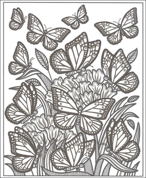 Jungle Magic Painting Book [5]