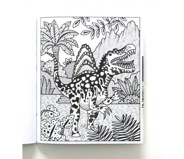 Jungle Magic Painting Book [2]