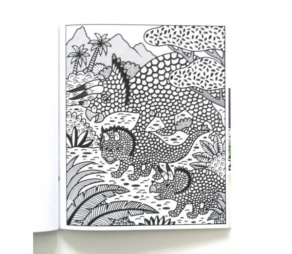 Jungle Magic Painting Book [1]