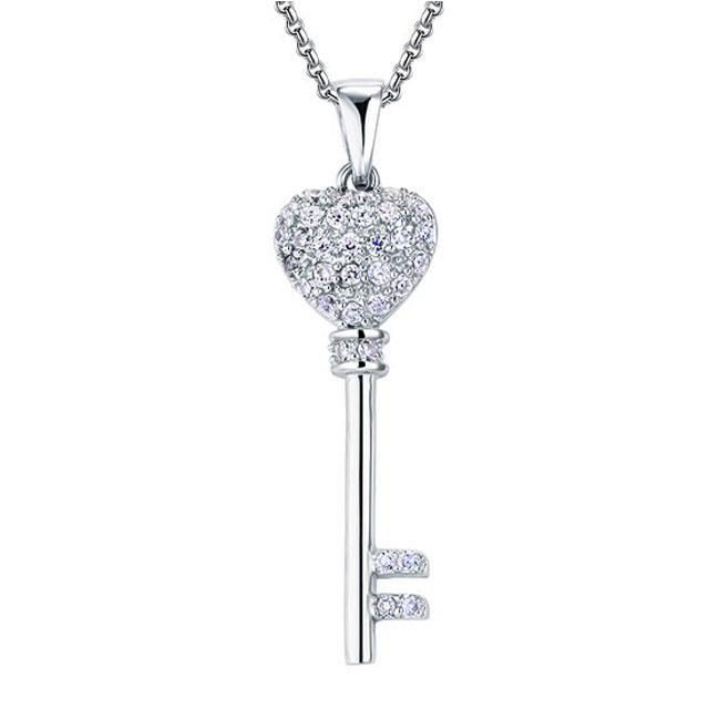 Pandantiv Borealy Argint 925 Key Pendant 0