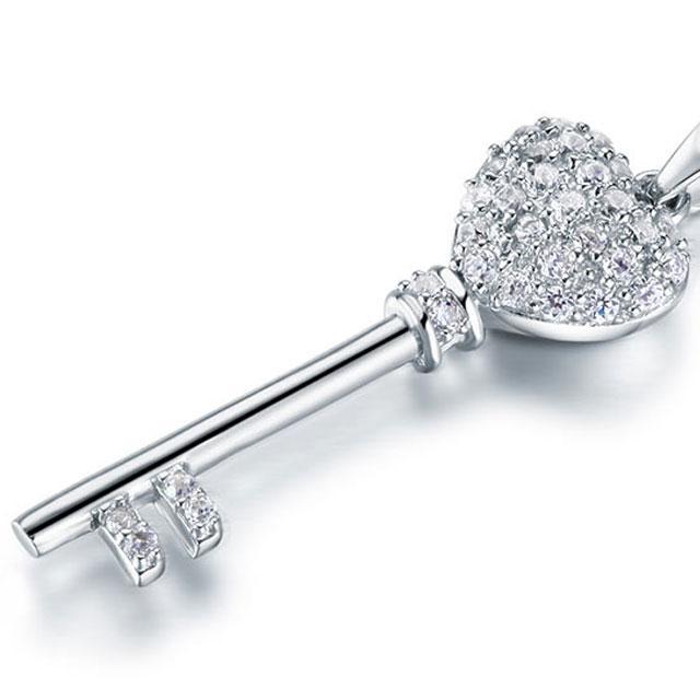 Pandantiv Borealy Argint 925 Key Pendant 1