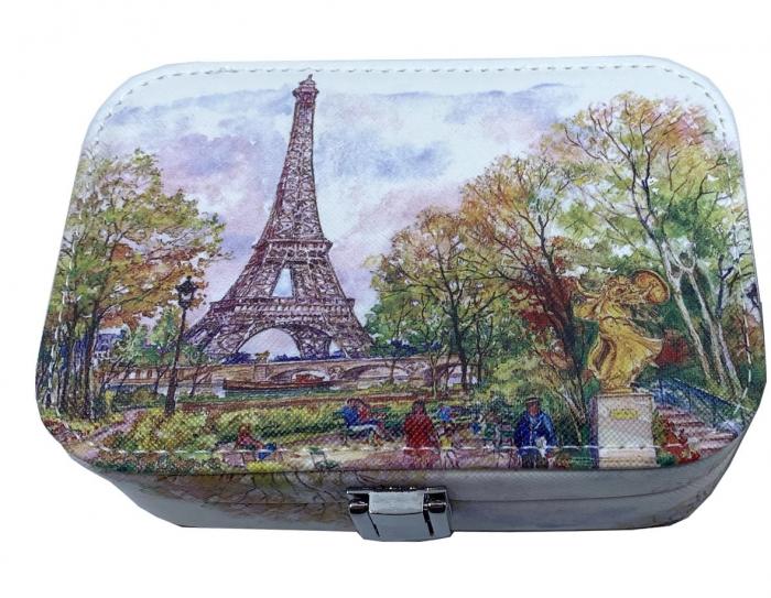 Cutie Bijuterii La Tour Eiffel [0]