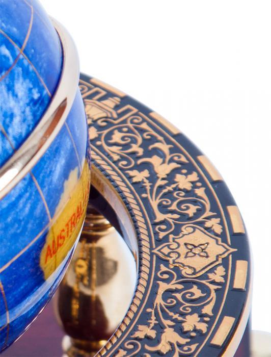 Livingstone Globe by Credan - made in Spain 2