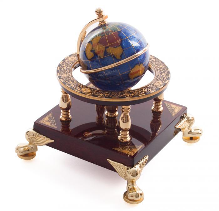 Livingstone Globe by Credan - made in Spain 3